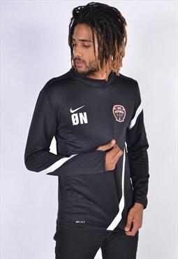 Vintage Nike Sweatshirt Black