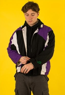 Vintage 90s Nike Footlocker Exclusive Windbreaker Jacket