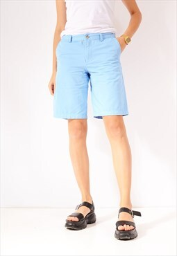 Vintage Ralph Lauren Polo Chino Shorts Sky Blue