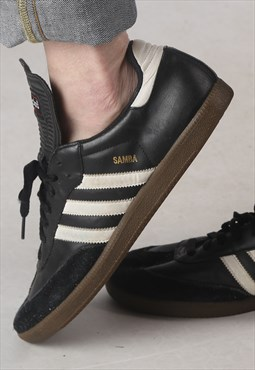 Adidas Samba trainers UK 11, US 11.5  (K4J)