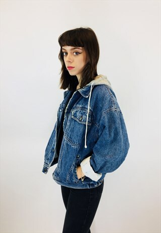 VINTAGE 80S DENIM JACKET