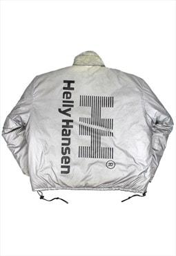 Vintage Helly Hansen reversible puffer coat