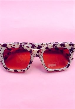 CowPrint Sunglasses