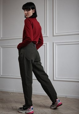 Vintage 90s High Waist Mom Jeans