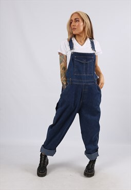 Vintage USA BILL BLASS Denim Dungarees Tapered 16 XL (51T)