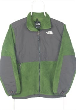 Vintage Green The North Face Denali Fleece - XL Boys