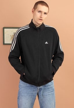 Vintage Adidas zip-up Sweatshirt