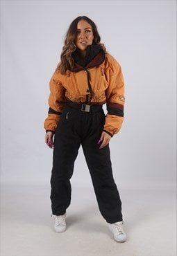 Vintage KILTEC Full Ski Suit Snow Sports UK S 10 (K2U)