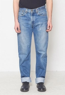 Vintage Blue LEVI'S 751 02 Fit Denim Jeans