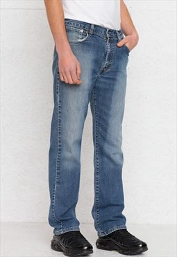 Vintage Blue LEVI'S 751 Fit Denim Jeans
