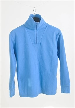 Vintage 90s 1/4 zip fleece jumper