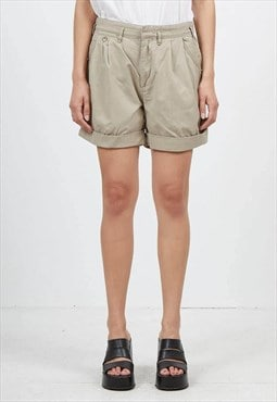 Vintage Brown DIESEL Mini Shorts