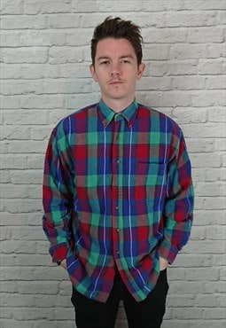 vintage gant cotton shirt