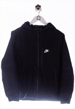 Vintage Nike  Winter Jacket Logo Print Black