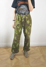 Vintage Camo Finnish Trousers