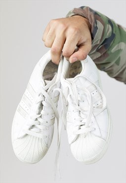 Vintage Adidas Superstar Trainers
