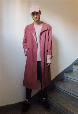 Vintage Dusty Pink Coat