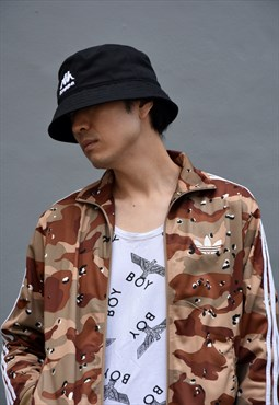 Adidas Camouflage Print Track Jacket