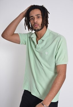 Vintage Chaps Ralph Lauren Polo Shirt Green