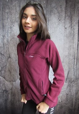 Vintage Berghaus Fleece Jacket Top