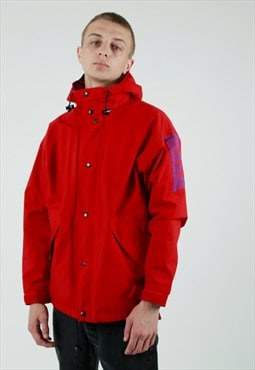 90s The North Face Stowaway II goretex mountain parka