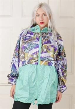 80s Windbreaker Shell Jacket