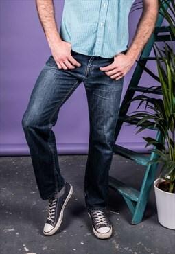Vintage Levi's 751 Jeans in Blue