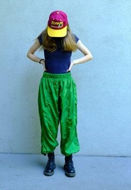 Vintage Tracksuit  Trousers 90's