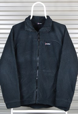 Berghaus fleece black medium