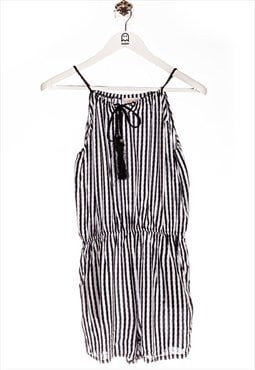 Vintage CC Collection  Great Play / Jumpsuit With Striped Pr