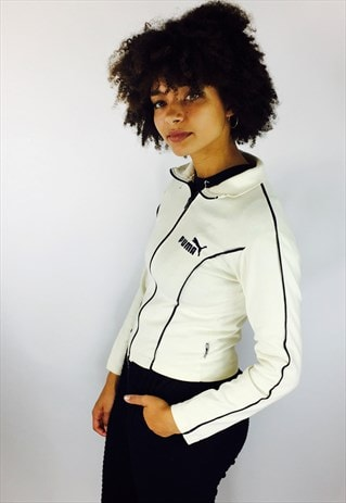 PUMA 80S VINTAGE COTTON JACKET