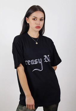 Greasy Nun Black T-Shirt