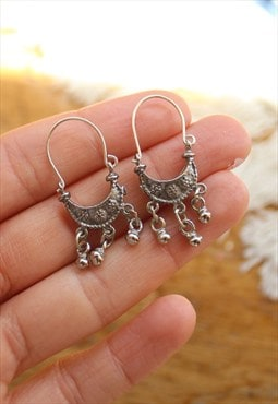 Mini Boho Hoop Earrings