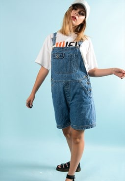 Vintage Dungaree Shorts