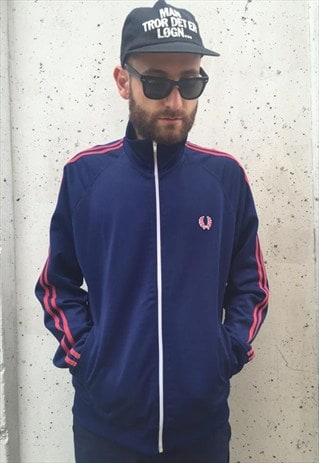 VINTAGE FRED PERRY JACKET SIZE XL (437)
