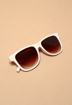 Farrah : heart eye ombre wayfairer retro sunglasses