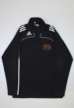 Adidas 'Indiana Tech' Black Fleece
