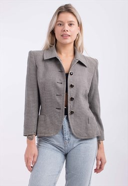 Vintage Yves Saint Laurent Button-down Blazer
