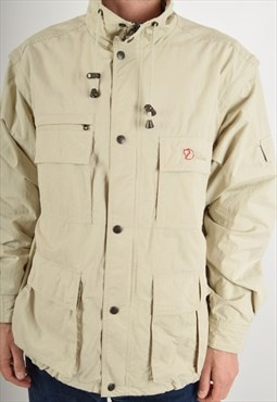 Fjall Raven Jacket with Detachable Sleeves Size L (2054)