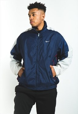 Vintage 80s Nike Windbreaker Jacket / S2265