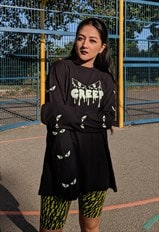 Creep T-shirt Glow In The Dark Long Sleeve