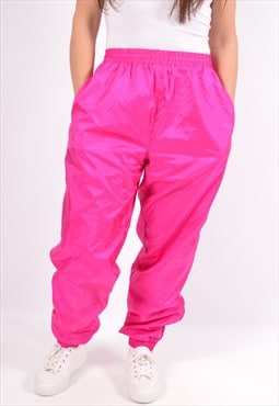 Vintage Converse Tracksuit Trousers Pink