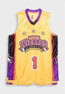 Harlem Wizards basketball vest