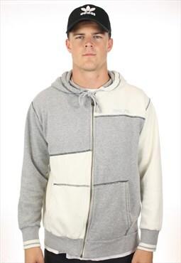 Vintage REEBOK NHL Full Zip Hoodie Sweatshirt
