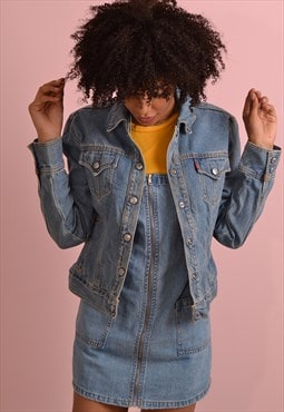 Levi's Cropped Denim Jacket GDF1293
