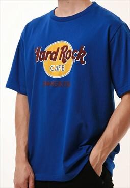 90s Vintage Hard Rock Cafe BANGKOK Cotton T-Shirt 15855