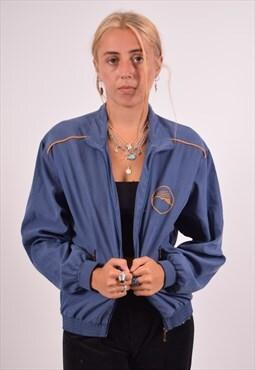 Vintage Australian L'Alpina Tracksuit Top Jacket Blue
