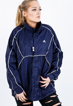 Vintage Adidas Windbreaker Jacket J603
