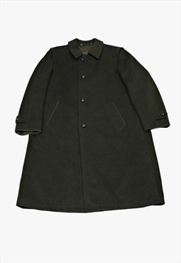 Vintage Burberry wool coat