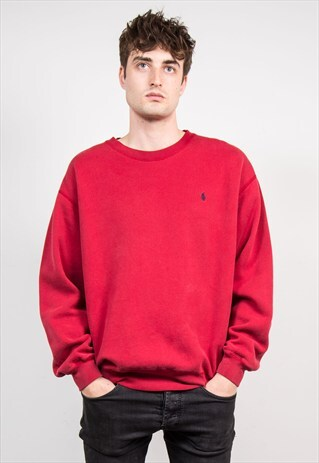 VINTAGE 90'S RED RALPH LAUREN SWEATSHIRT